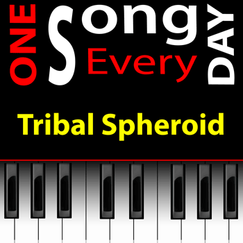 tribal spheroid cd cover