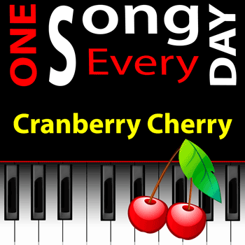 cranberry cherry cd cover