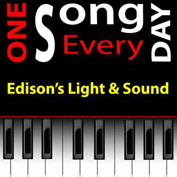 edison light and sound cd cover