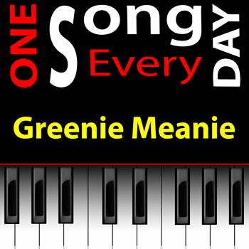 greenie meanie cd cover