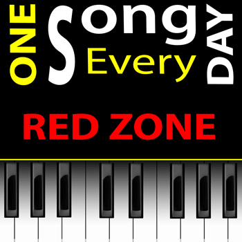 red zone cd cover